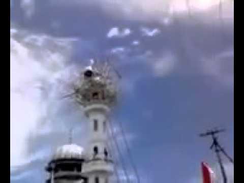 Mojza Nepal Masjid.mp4 video