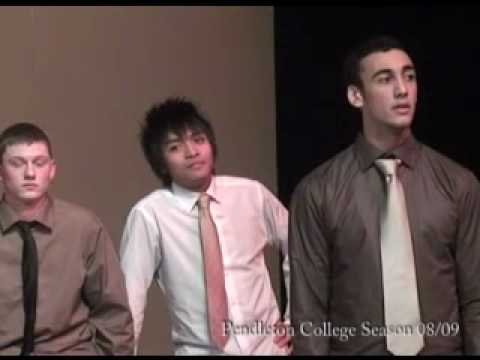 Much Ado About Nothing : Pendleton College : Final Scene