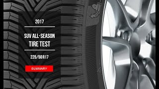 Best SUV All Season Tires Buy in 2017