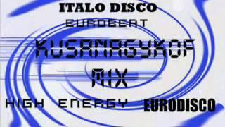 New Italo Disco Synth-pop Mix Febrero 13 2014