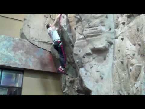 Brandon Mears Official American Ninja Warrior Submission Video 2013