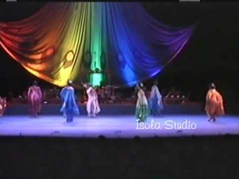 Isola Studio - Tari Merak [dance Of The Peacock ].mpg video