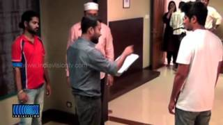 Ustad Hotel - Making of the Movie - Ustad hotel - part 1