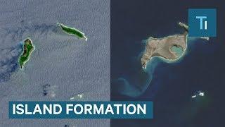 NASA Satellites Captured The Formation of Hunga Tonga-Hunga Ha