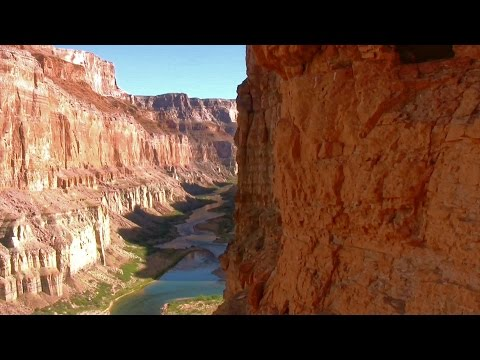 Inside the Grand Canyon: 6 days on Colorado River, Arizona in HD