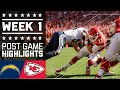 Chargers vs. Chiefs | NFL Week 1 Game Highlights MP3