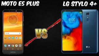 Moto E5 Plus Vs LG Stylo 4+ Speed Test (Only One Is the King) Boost Mobile HD