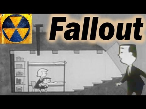 How to Protect Yourself from Nuclear Fallout and Survive an Atomic Attack - 1950s Educational Film