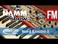 NAMM 2015 - Nord Electro 5
