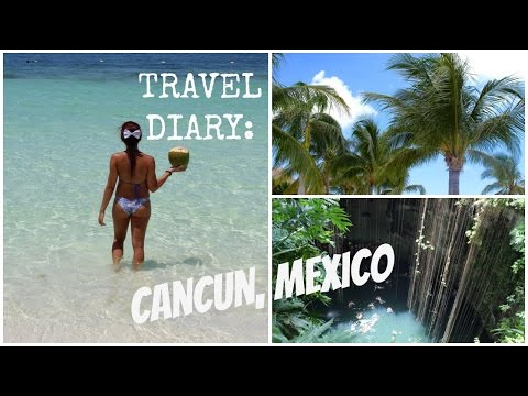 Travel Diary // Cancún, Mexico!