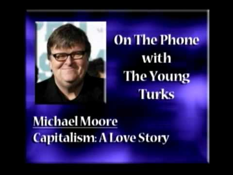 Michael Moore Talks 'Capitalism: A Love Story' &amp; More