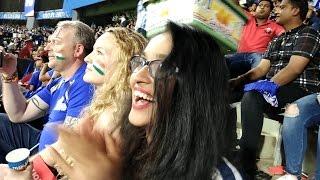 IPL match atmosphere wankhede stadium mumbai  2017