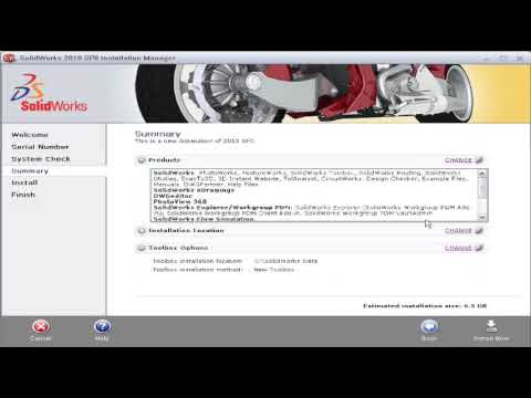 I 2010 - HOW TO INSTALL SOLIDWORKS 2010