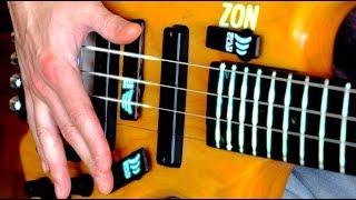 Blink 182 - Adam's Song (Solo Bass w/ MultiClaps)