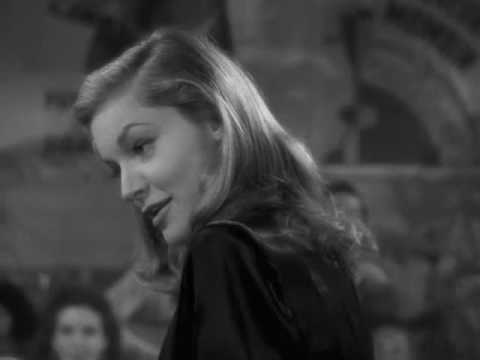 lauren bacall: to have and have not