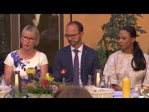 """Wallström: """"Vi kommer att vara där och heja"""""""