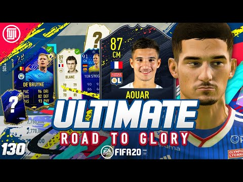 GAME CHANGING DECISION!!! ULTIMATE RTG #130 - FIFA 20 Ultimate Team Road to Glory