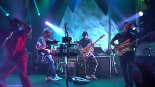Young the Giant perform 'Mr. Know-It-All' at House of Blues in New Orleans, LA on 10/5/16