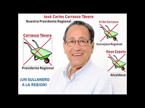 CARRASCO TAVARA  video 2014