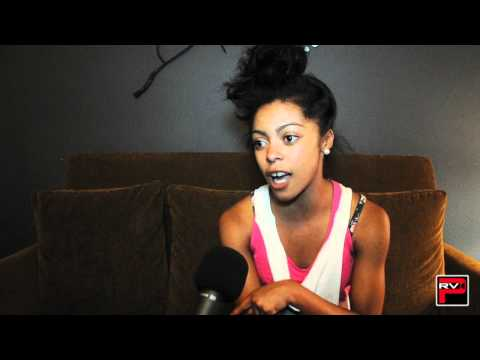 Pacific Rim Video interview with Kaelynn Harris of 8 Flavahz at Boogiezone Utopia