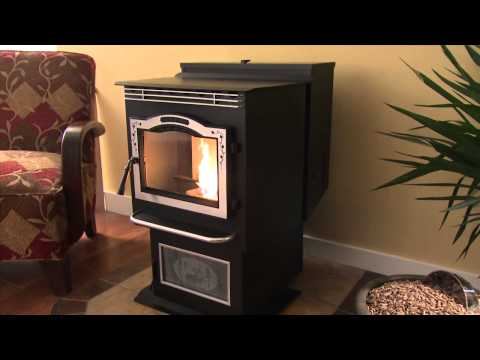 Harman® Pellet Stoves: P-Series P43, 61A and 68 Video