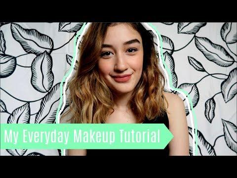 My Everyday Makeup Tutorial | Natasha Ryder
