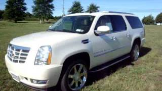 2007 Cadillac Escalade ESV For Sale~LOADED~Dual DVD~Navigation~~~SOLD~~~