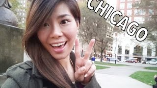 Mio goes to Chicago!