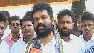 Bapatla YSRCP MP candidate Nandigam Suresh Face To Face | Sakshi TV