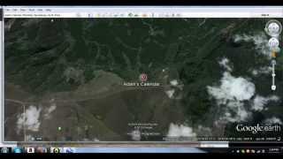 Oldest Site  On Earth ~ Adam's Calendar ~ Google Earth