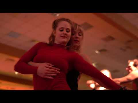 WZF2019 in social dance with Ilse & Hilde ~ Zouk Soul