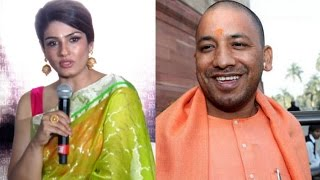 Raveena Tandon Very Angry Speech On Yogi Adityanath - Rape Case In Up