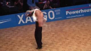 Discofox World Championship 2009 Stephanie Und Hans-Peter Reinhardt Finalkür