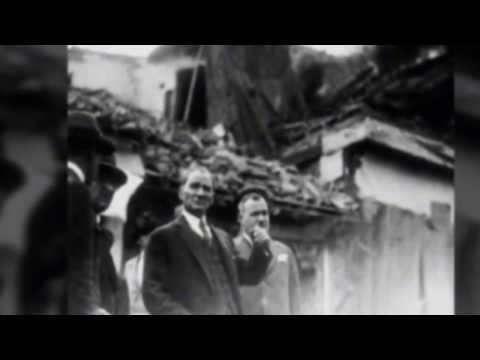 Atatürk'ün Nadir Bilinen Fotoğrafları - Atatürk'ün Yakın Çekim Fotoğrafları