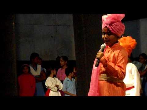 Shivaji Maharaj Powada- Bal Shahir video
