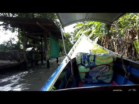 Longtail Boat – Bangkok
