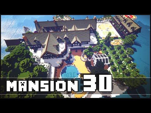 Minecraft Epic Mansion 30
