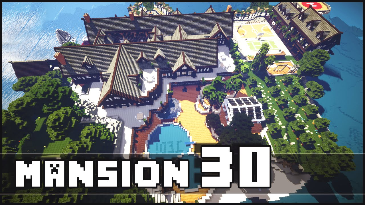 Epic Mansions Minecraft Epic Mansion 30
