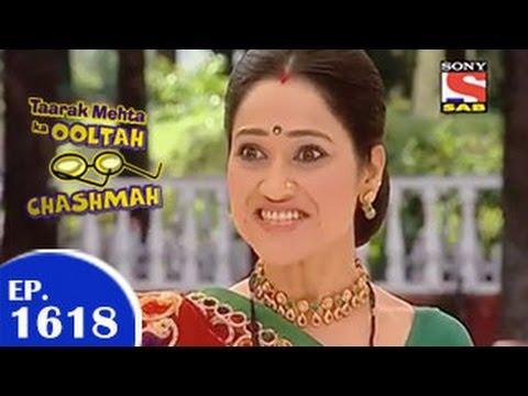 Taarak Mehta Ka Ooltah Chashmah - तारक मेहता - Episode 1618 - 2nd March 2015 video