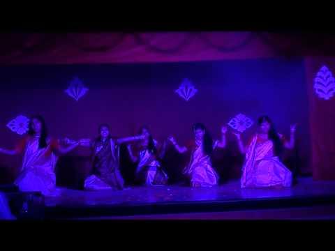 Dhaker Tale - Saraswati Puja 2013 video