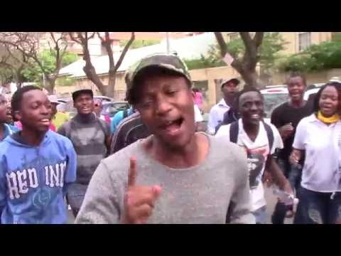 FMF 2016 Nobody wanna see us together - Yamkela Gola ft Wits Students
