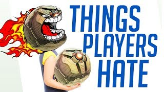 10 Things Rocket League Players HATE