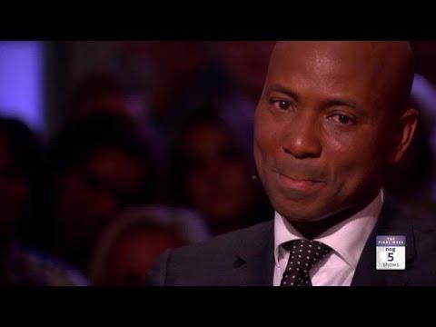 Humberto emotioneel door optreden Waylon - RTL LATE NIGHT