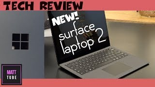 Microsoft Surface Laptop 2 - Can it edit video? First Impressions and Unboxing