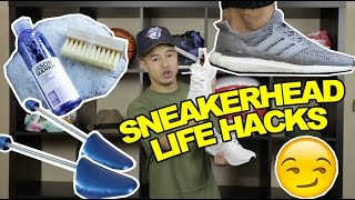 5 SNEAKERHEAD LIFE HACKS YOU NEED TO KNOW