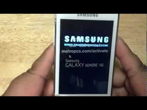 Samsung Galaxy Admire 4g review metro pcs