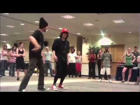 Adam Sevani And Chris Scott's Choreography video