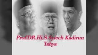 ceramah Lebaran Idul Fitri Ayahanda Guru prof.DR.S.Syiech Kadirun Yahya