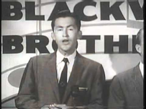 Blackwood Brothers Quartet - 1955 - HOW ABOUT YOUR HEART.wmv