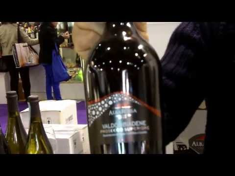 London International Wine Fair 2013